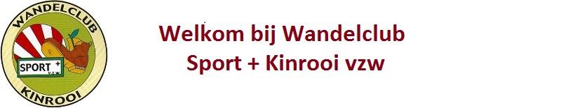 Wandelclub Sport + Kinrooi vzw